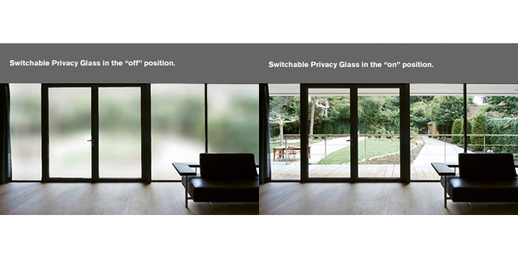 Privacy Glass Surface Products