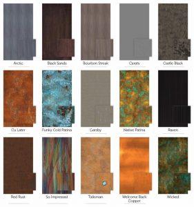 ATI Artful Metals Collection Aluminum