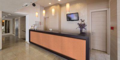 hotel lobyby-ATI-NuMeta-Waterfall-Rose-Gold