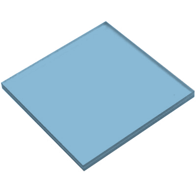 7075 translucent resin panels surface products