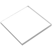 Clear translucent resin panels surface products