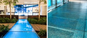 patterned glass surface products banner 1