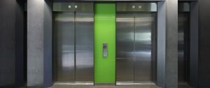 green back painted glass panels