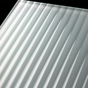 surface products patterned glass fog reeds