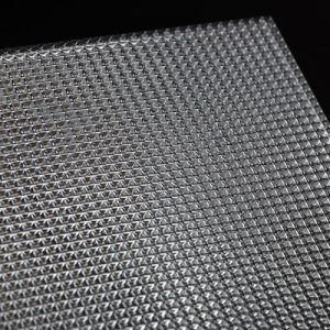 surface products patterned glass tiny squares