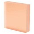 translucent acrylic panels surface products 20 lux tone melon