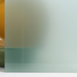 white glass glaspro surface products sea salt green