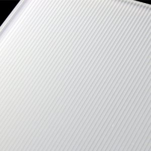 white glass glaspro surface products sea salt ribbed 2