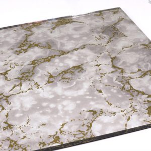 surface products antique mirror toscano gold smoke