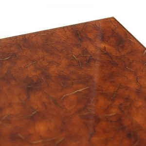 surface products fabrics in glass Copper Cloud Dragon 2
