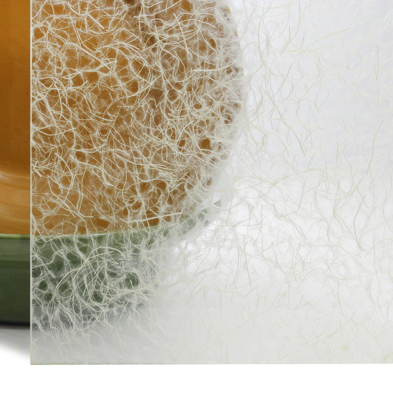 surface products fabrics in glass Kozo Web