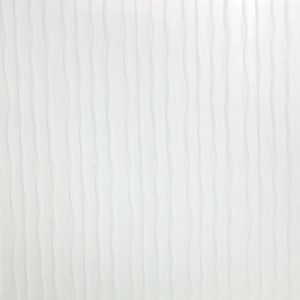 surface products fabrics in glass Linear Array White