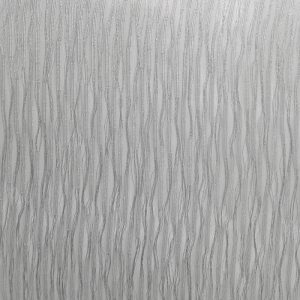 surface products fabrics in glass Squiggle Silver
