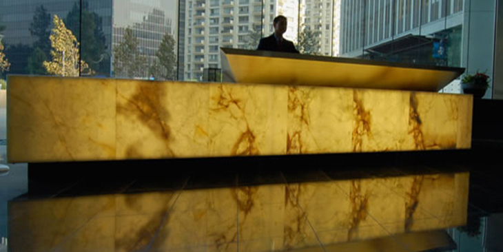 translucent resin panels ontario stone surface products featured