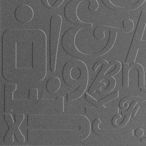 MirroFlex pattern alphabet soup 300x300