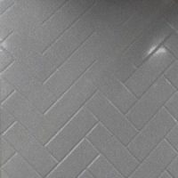 MirroFlex pattern herringbone tiles 300x300