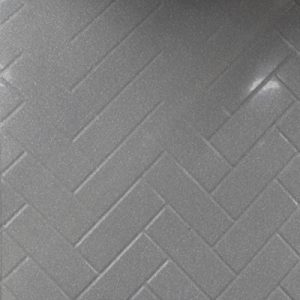 MirroFlex pattern herringbone tiles 300x300
