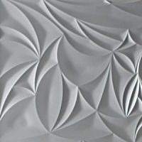MirroFlex pattern sculpted petals 300x300
