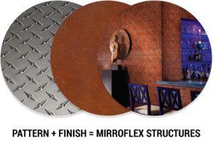 MirroFlex product process