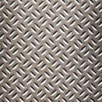 NuMetal Brushed Stainless Diamond Plate 256 GEK