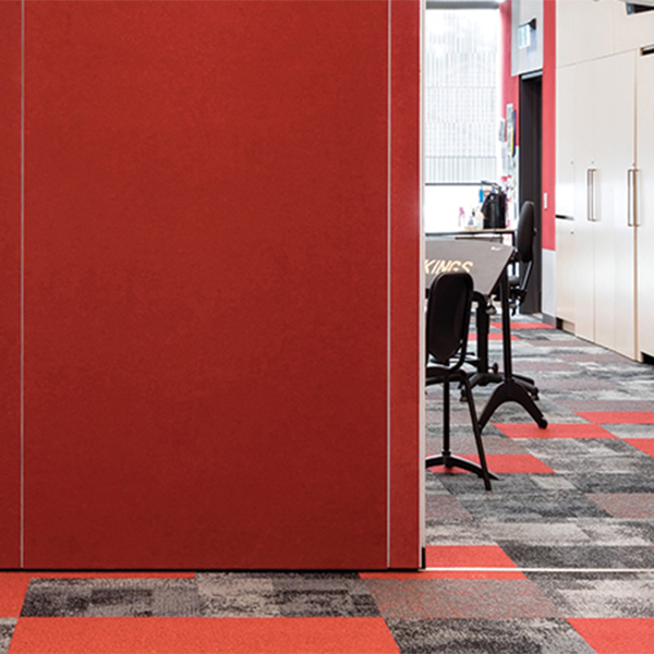 Autex Acoustic Panels Composition