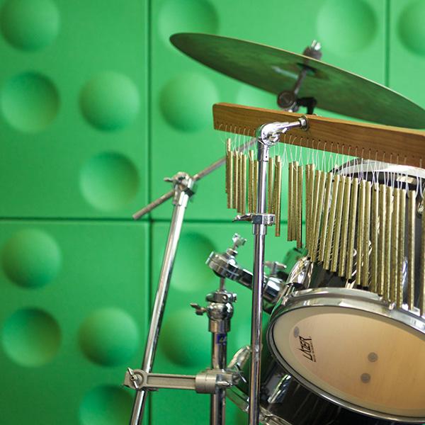 Autex Acoustic Quietspace 3D Tiles