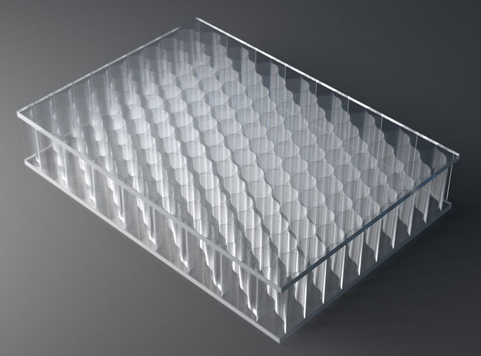 surface products AIR board UV PC clear opt
