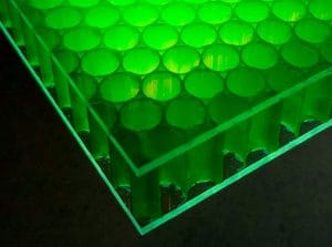 colored air board green surface products