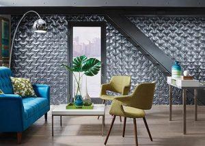 surface products MirroFlex textured laminates featured