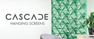 surface products autex acoustics Cascade banner