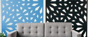 surface products autex acoustics Cascade banner 5