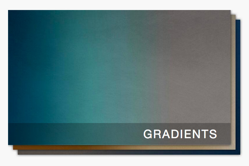 Moz Sheet Metal Gradients