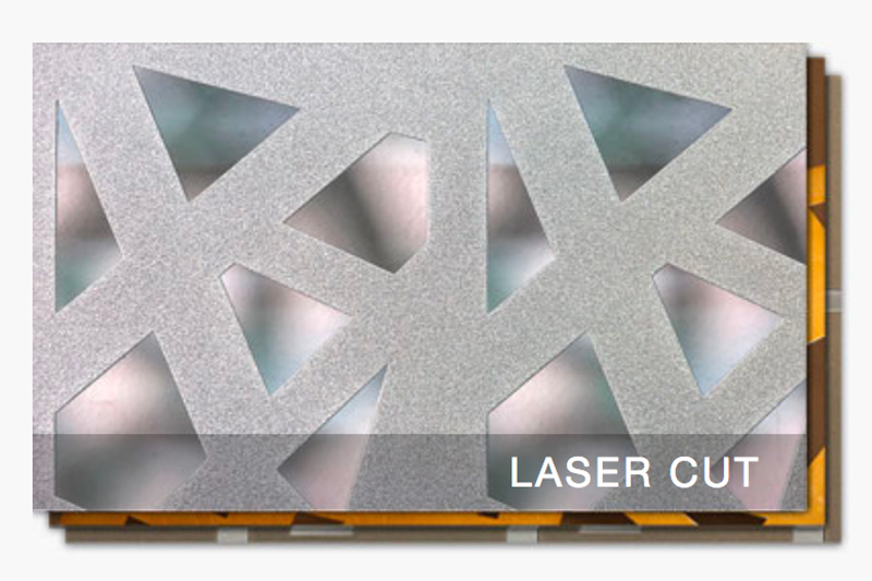 Moz Sheet Metal Laser Cut