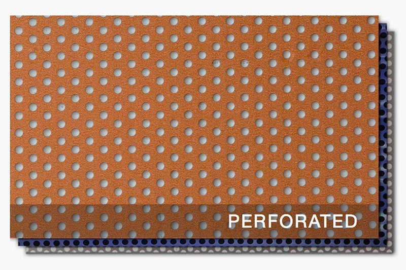 Moz Sheet Metal Perforated