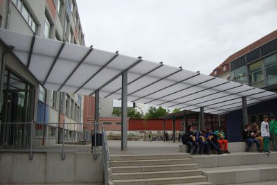 surface products polycarbonate composite panels application awning
