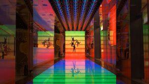 Translucent laminate floor beatles love 1