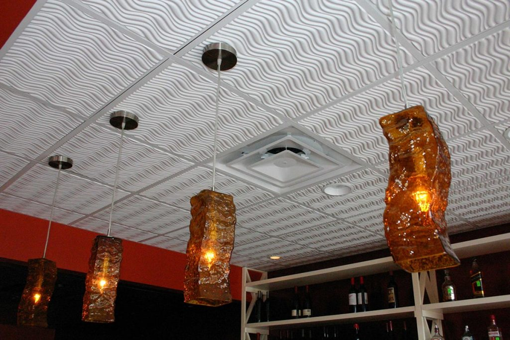 light weight ceiling tiles WAVATION GLOSS WHITE CEILING MIRROFLEX 1200X800 min